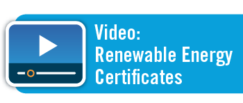Video: Creating a Renewable Energy Certificate