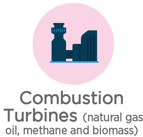 Combustion Turbines